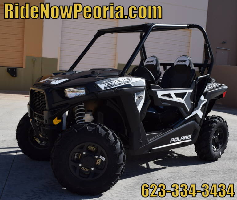 See more photos for this Polaris RZR 900 EPS Trail Black Pearl, 2015 motorcycle listing