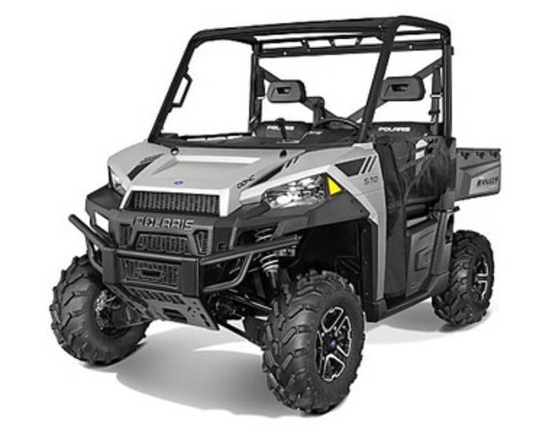 See more photos for this Polaris Ranger 570 Full-Size EPS Turbo Silver, 2015 motorcycle listing