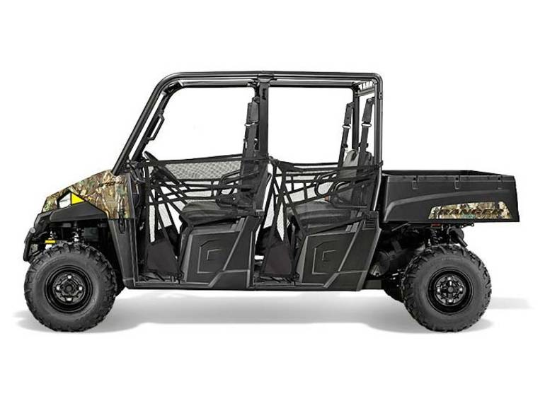 See more photos for this Polaris Ranger Crew 570 Camo, 2015 motorcycle listing