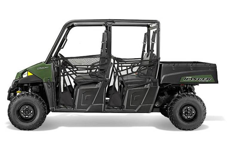 See more photos for this Polaris Ranger Crew 570 Full Size, 2015 motorcycle listing
