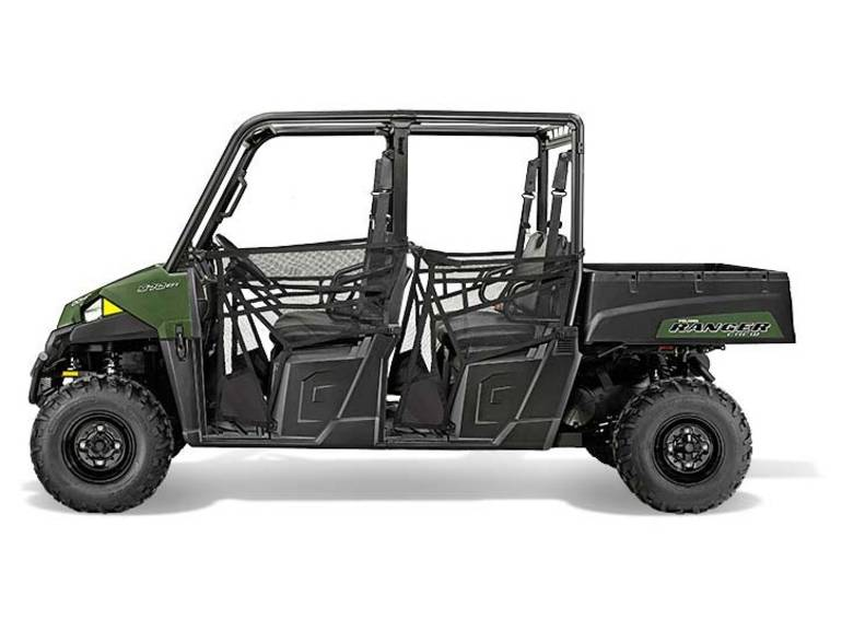 See more photos for this Polaris Ranger Crew 570 Full-Size, 2015 motorcycle listing