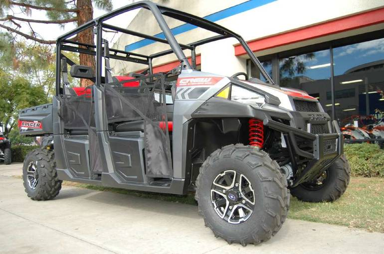 See more photos for this Polaris Ranger Crew 900 EPS, 2015 motorcycle listing