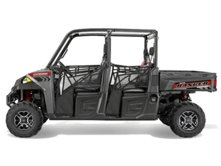 See more photos for this Polaris Ranger Crew 900 EPS White Lightning, 2015 motorcycle listing
