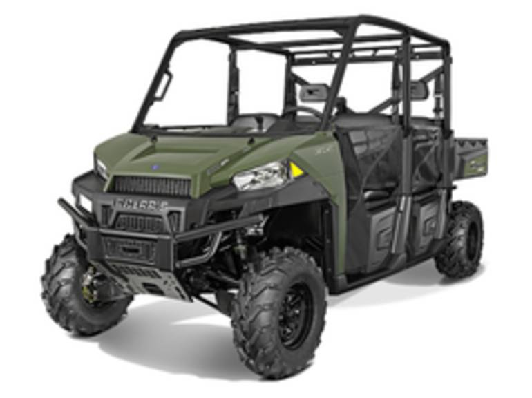 See more photos for this Polaris Ranger Crew 900 Sage Green, 2015 motorcycle listing