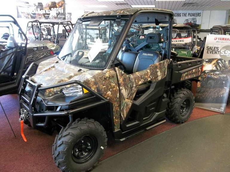 See more photos for this Polaris Ranger XP 900 EPS - Hunter Deluxe Edition, 2015 motorcycle listing