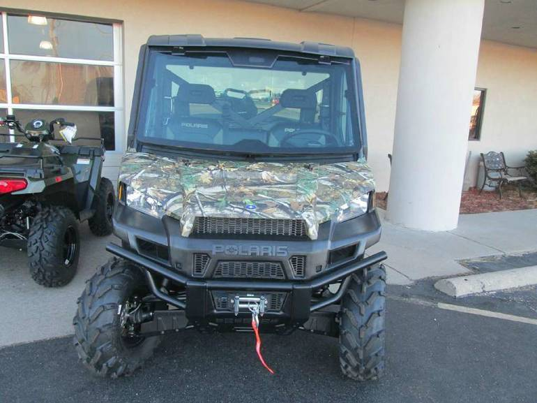 See more photos for this Polaris Ranger XP 900 EPS Hunter Edition, 2015 motorcycle listing