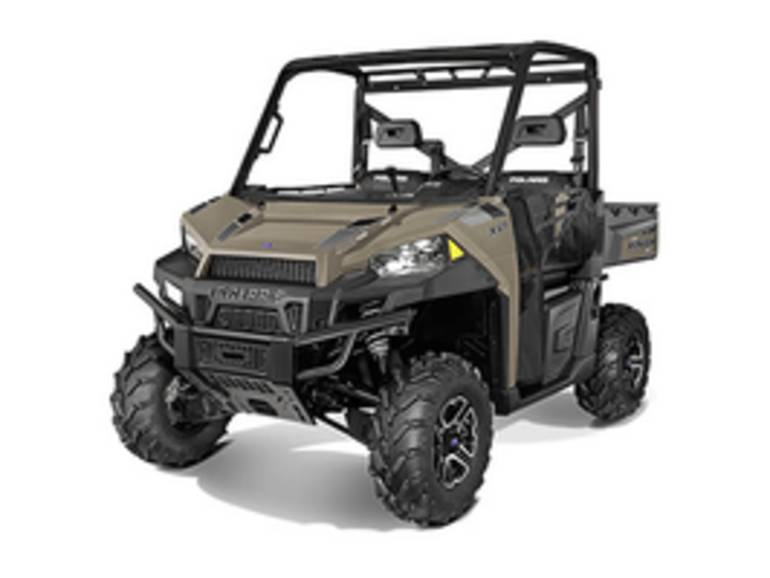 See more photos for this Polaris Ranger XP 900 EPS Sandstone Metallic, 2015 motorcycle listing