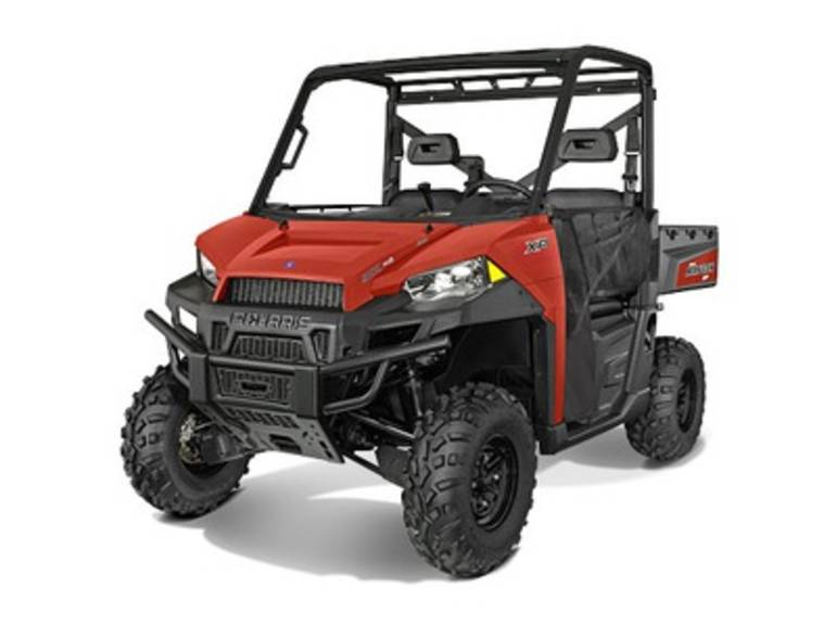 See more photos for this Polaris Ranger XP 900 EPS Solar Red, 2015 motorcycle listing