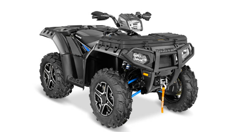 See more photos for this Polaris SPORTSMAN XP 1000 TITANIUM MATTE METALLI, 2015 motorcycle listing