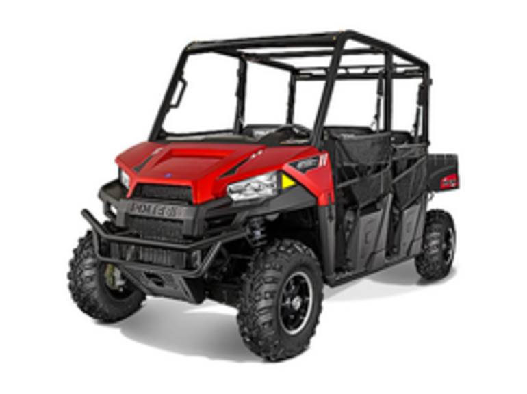 See more photos for this Polaris Ranger Crew 570 EPS Sunset Red, 2015 motorcycle listing