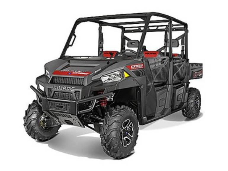 See more photos for this Polaris Ranger Crew 900 EPS Super Steel Gray, 2015 motorcycle listing