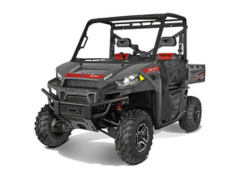 See more photos for this Polaris Ranger XP 900 EPS Super Steel Gray, 2015 motorcycle listing