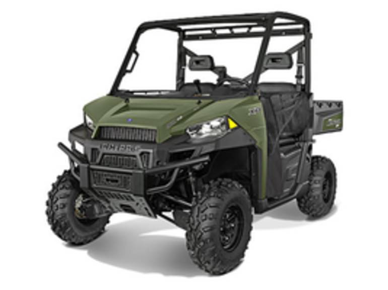 See more photos for this Polaris Ranger XP 900 Sage Green, 2015 motorcycle listing
