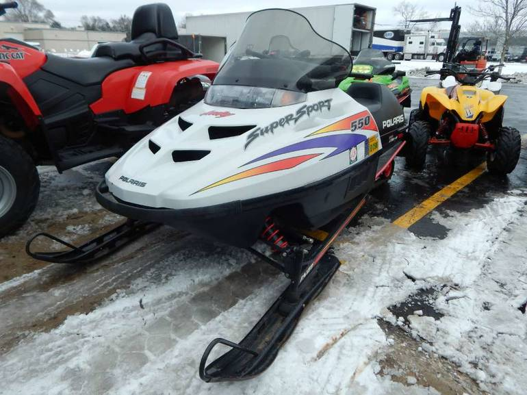 2000 Polaris Indy Super Sport Motorcycle From Big Bend  Wi
