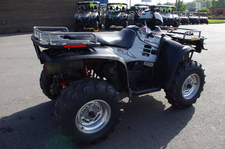 See more photos for this Polaris SPORTSMAN 700, 2003 motorcycle listing