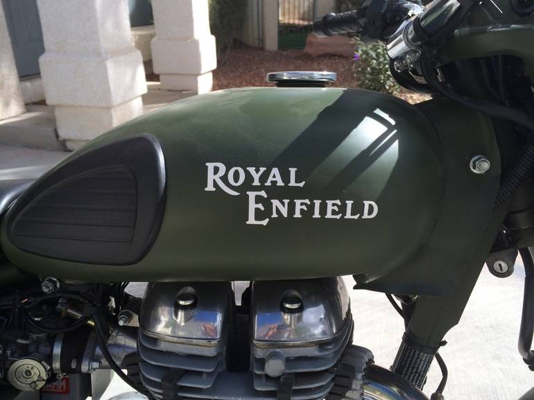 See more photos for this Royal Enfield 500 Classic , 2012 motorcycle listing