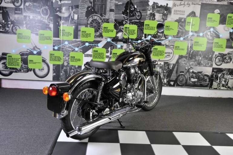See more photos for this Royal Enfield Bullet C5 Chrome (EFI) Limited Edition, 2012 motorcycle listing