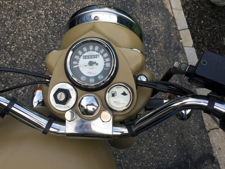See more photos for this Royal Enfield Bullet C5 MILITARY, 2012 motorcycle listing