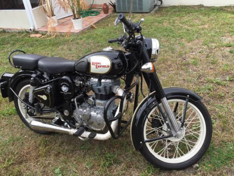 See more photos for this Royal Enfield 500 Classic , 2014 motorcycle listing