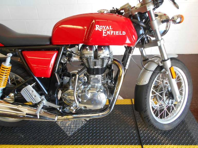 See more photos for this Royal Enfield Continental GT Café Racer, 2014 motorcycle listing