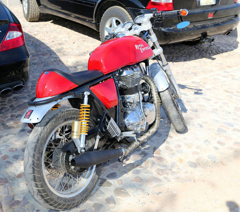 See more photos for this Royal Enfield Other , 2014 motorcycle listing