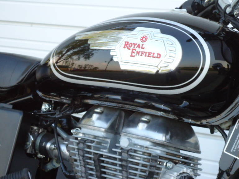 See more photos for this Royal Enfield B5, 2015 motorcycle listing