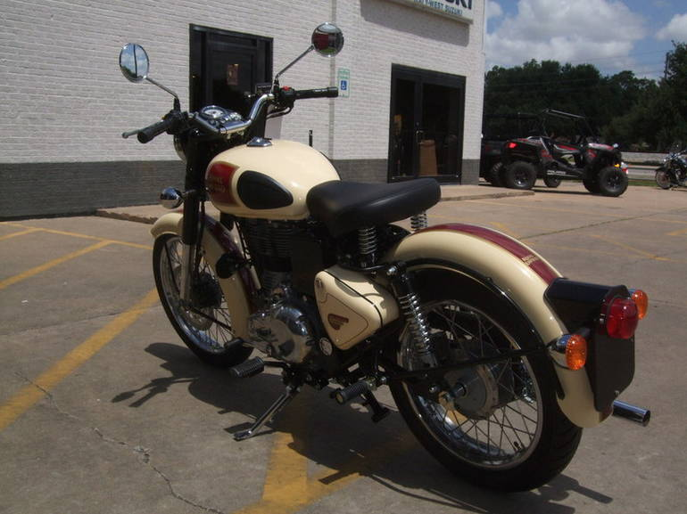 See more photos for this Royal Enfield Bullet 500 Classic, 2015 motorcycle listing