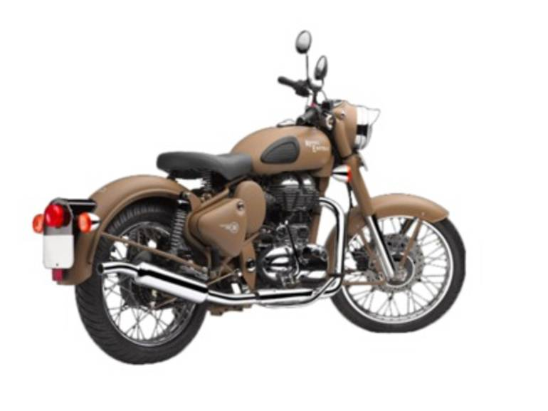 See more photos for this Royal Enfield Bullet 500 Military, 2015 motorcycle listing