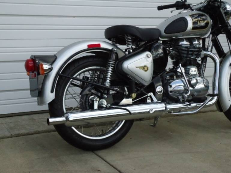 See more photos for this Royal Enfield C5, 2015 motorcycle listing