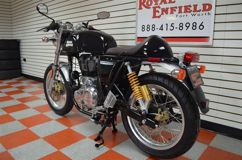 See more photos for this Royal Enfield CONTINENTAL GT, 2015 motorcycle listing
