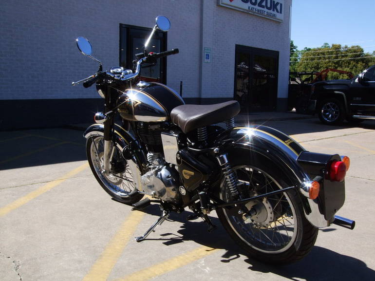 See more photos for this Royal Enfield Classic Chrome, 2015 motorcycle listing