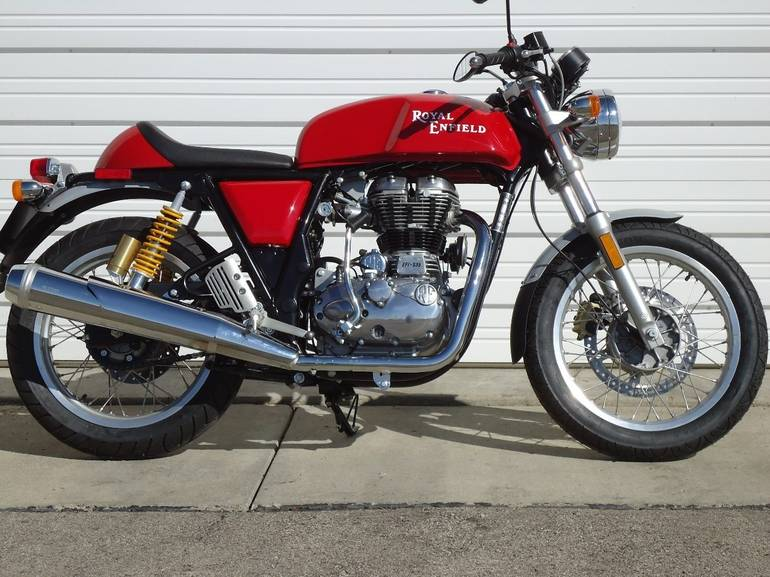 2015 royal enfield continental gt motorcycle from eaton oh today sale 5 999. Black Bedroom Furniture Sets. Home Design Ideas