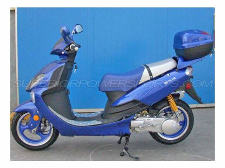 See more photos for this Roketa 150cc Scooter Type 72, 2011 motorcycle listing