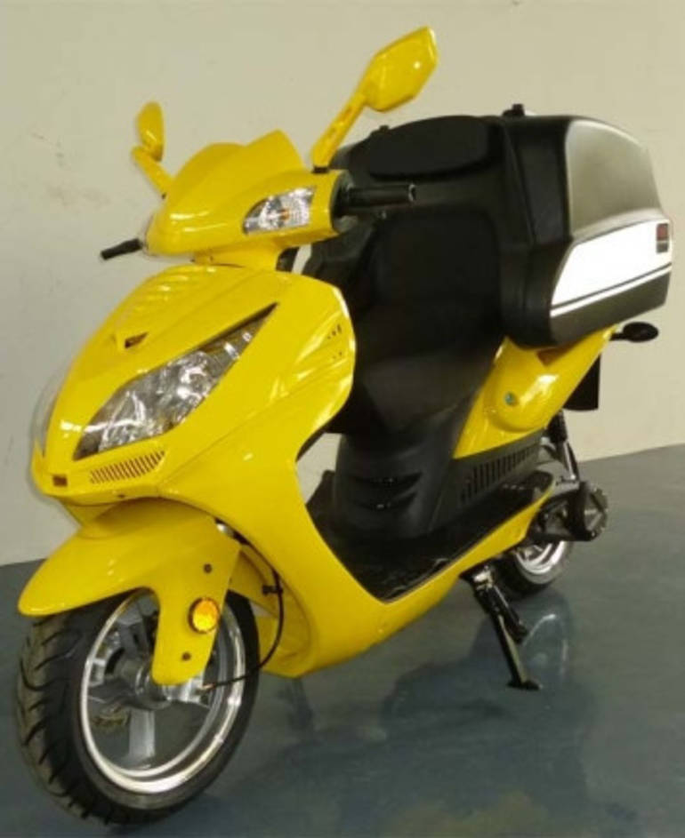 2012 Roketa 150cc Air Cooled Pizza Delivery Moped Scooter