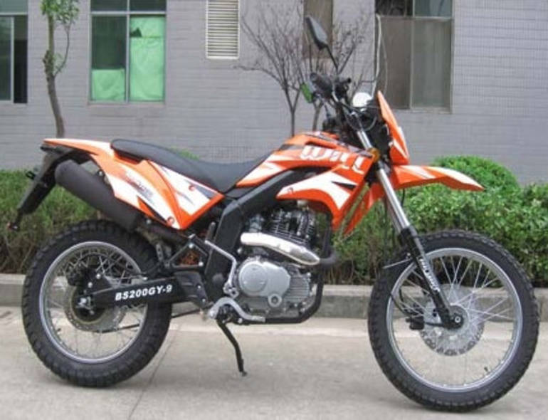 See more photos for this Roketa 200cc Enduro 4 Stroke Street Legal Dirt Bike Motorcycle, 2012 motorcycle listing