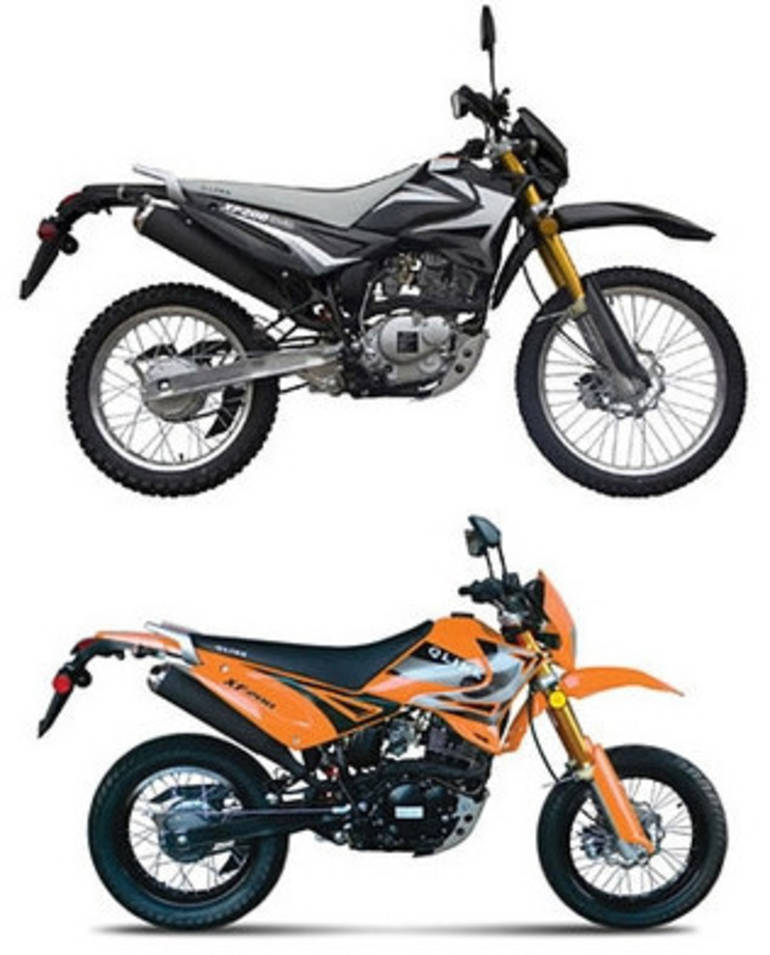 See more photos for this Roketa 200cc Enduro Street Legal 4 Stroke Dirt Bike, 2012 motorcycle listing