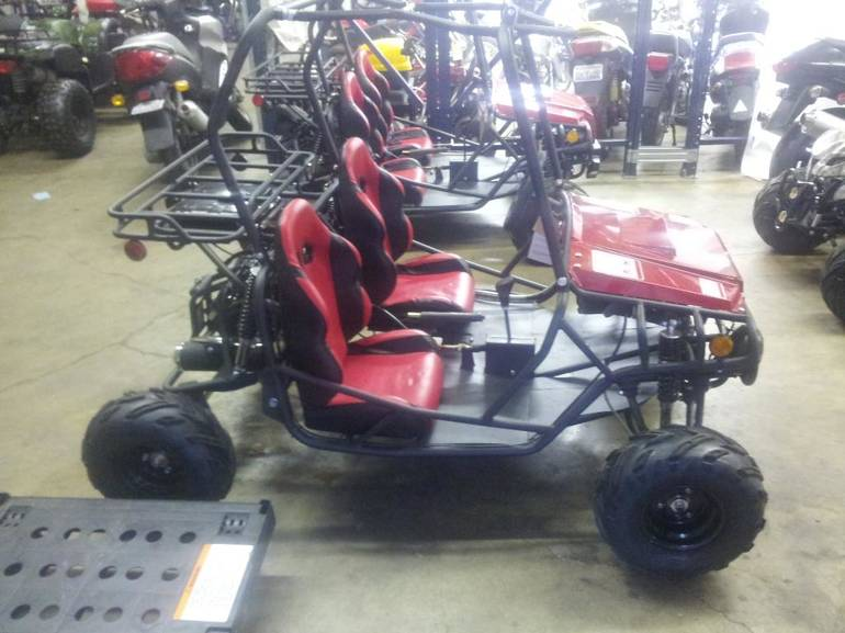 See more photos for this Roketa Jeep 125, 2013 motorcycle listing