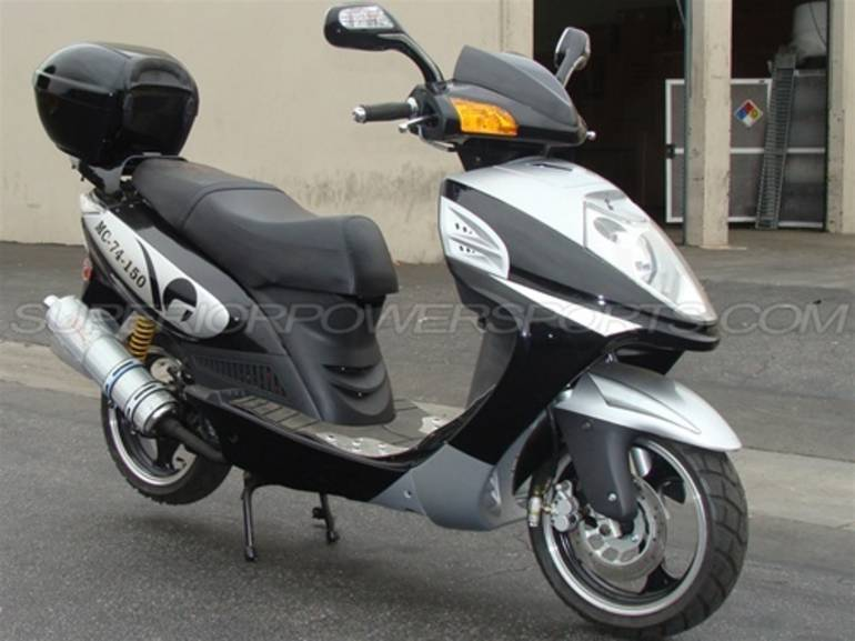See more photos for this Roketa 150cc Scooter Type 74, 2014 motorcycle listing