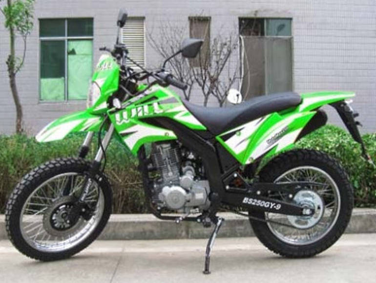 See more photos for this Roketa 250cc Enduro 4 Stroke Street Legal Dirt Bike Motorcycle, 2014 motorcycle listing