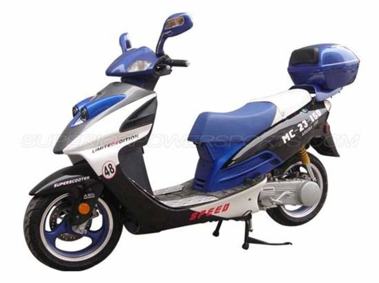 See more photos for this Roketa Roketa 150cc Scooter Type 23Y, 2014 motorcycle listing