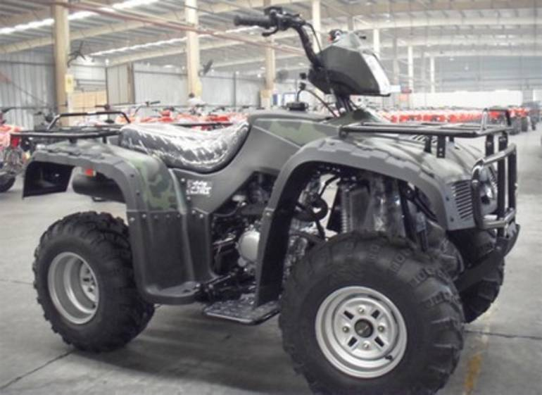 See more photos for this Roketa 250cc LG Ascender Utility ATV - Liquid Cooled, 2015 motorcycle listing