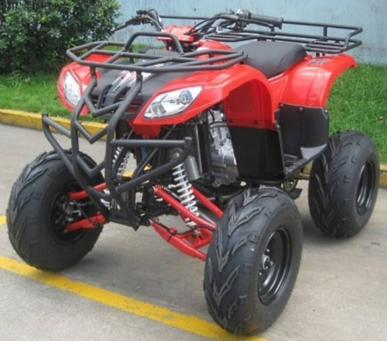 See more photos for this Roketa 250cc Sherpa Utility ATV - Liquid Cooled, 2015 motorcycle listing