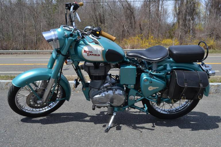 See more photos for this Royal Enfield BULLET, 2010 motorcycle listing