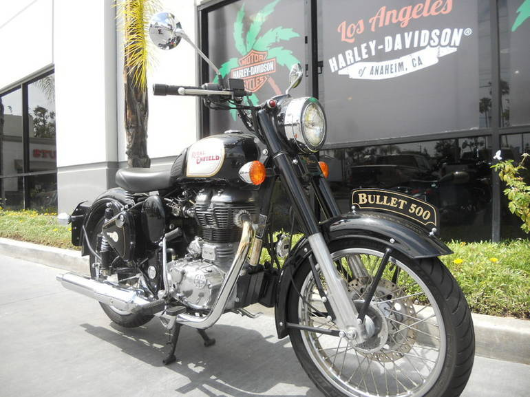 See more photos for this Royal Enfield Bullet C5 Classic, 2012 motorcycle listing
