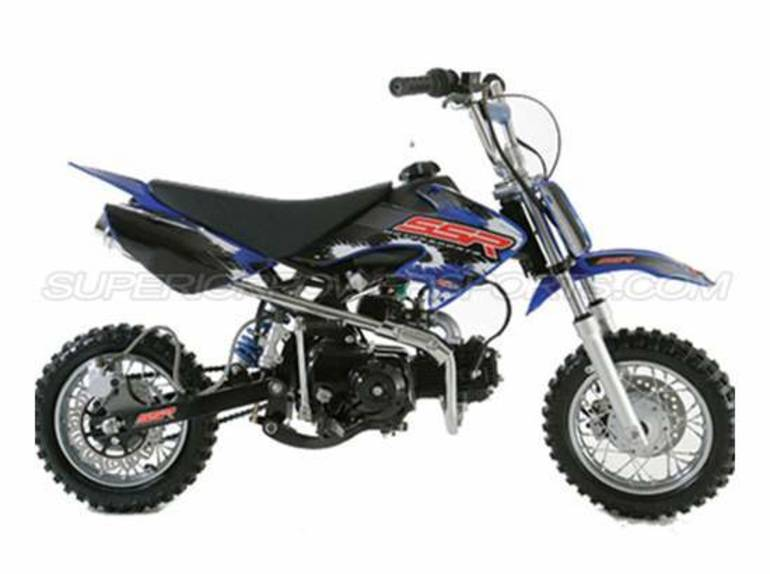See more photos for this Ssr Motorsports 70cc Dirt Bike Type C, 2013 motorcycle listing