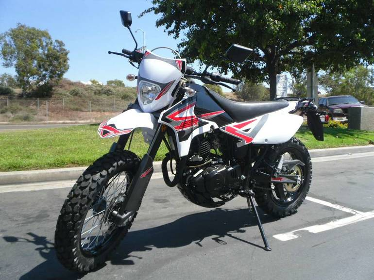 See more photos for this Ssr Motorsports XF250 Enduro, 2013 motorcycle listing