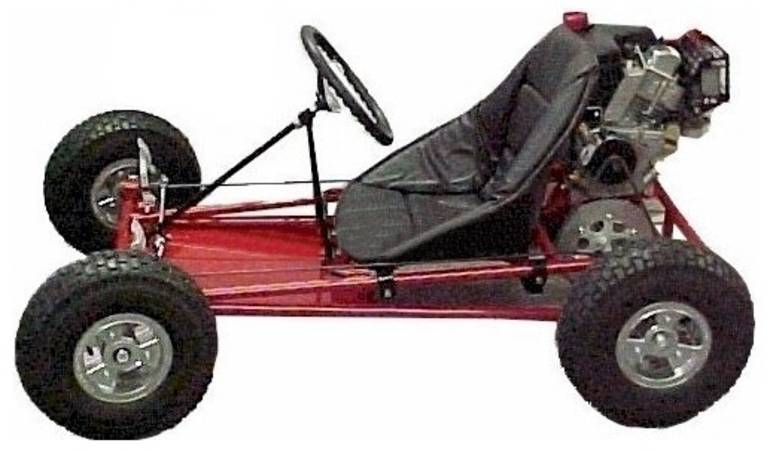 See more photos for this Azu Brand New Go Kart Kit with 5