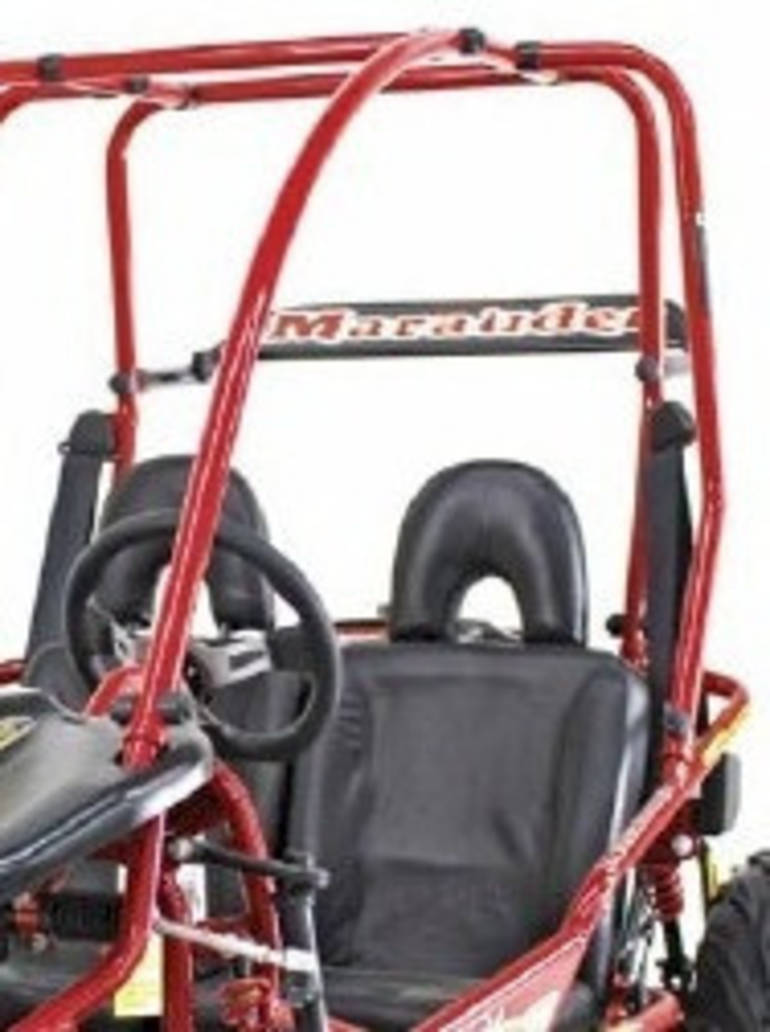 See more photos for this Power Kart 208cc Marauder Go Kart, 2014 motorcycle listing
