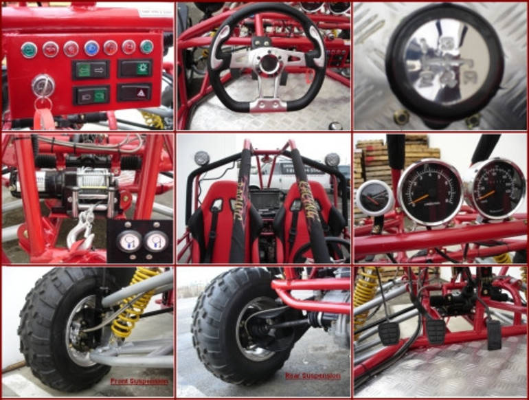 See more photos for this Power Kart 800cc Warrior Go Kart ON SALE from SaferWholesale, 2014 motorcycle listing