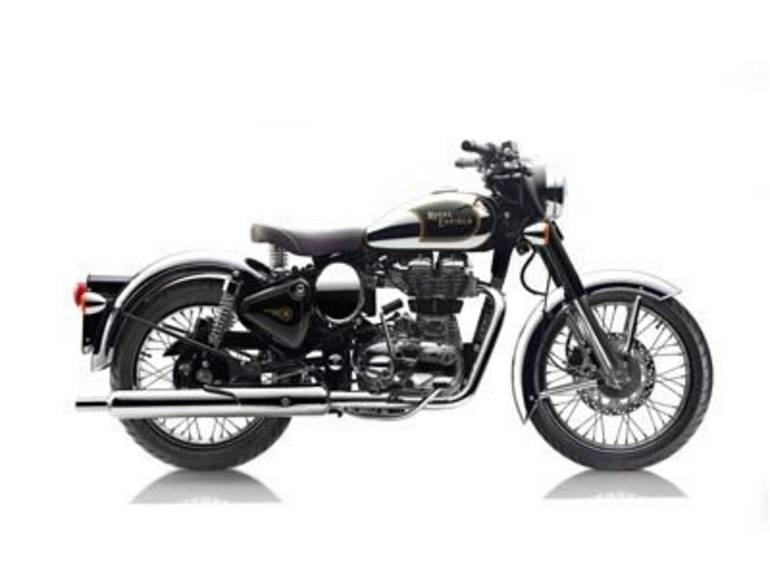 See more photos for this Royal Enfield Bullet C5 Chrome (EFI), 2014 motorcycle listing